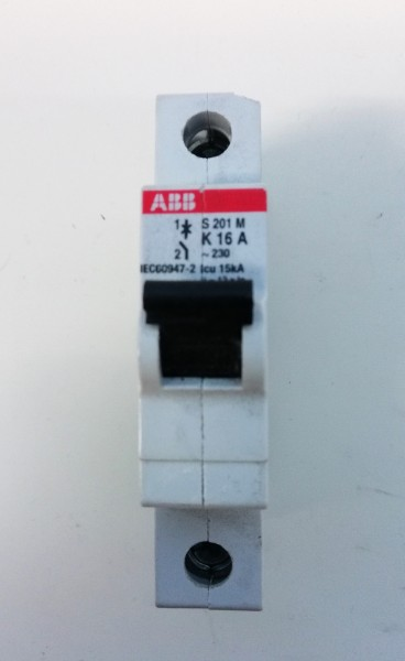 ABB S201 M Circuit Breaker Bar