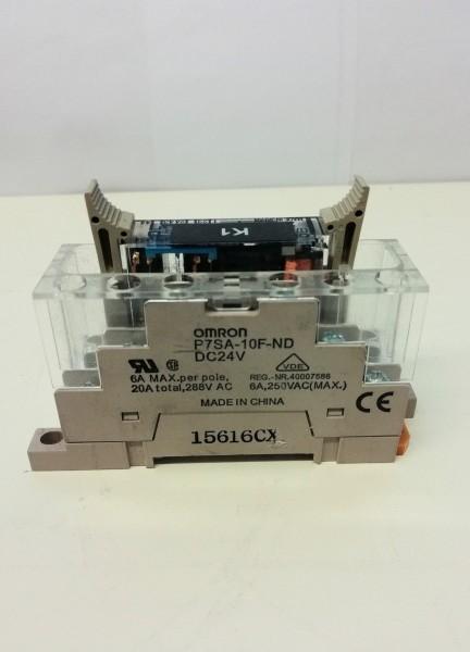 OMRON P7SA-10FND P7SA-10F-ND 24DC