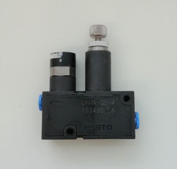 FESTO LRMA-QS-4 (153495) Pressure control valve