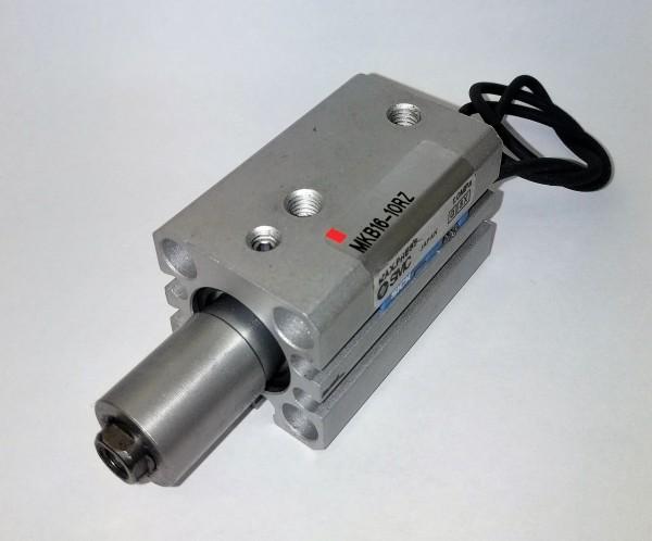 SMC MKB16-10RZ Rotary Clamp Pneumatic Cylinder