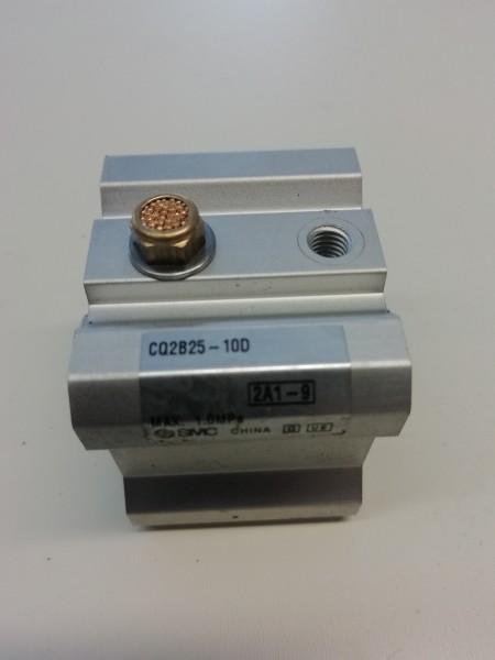 SMC CQ2B25-10 Compact Cylinder