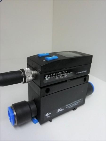 FESTO SFAB-600U-HQ12-2SV-M12-2.5S-EX2 (563795) Flow Sensor