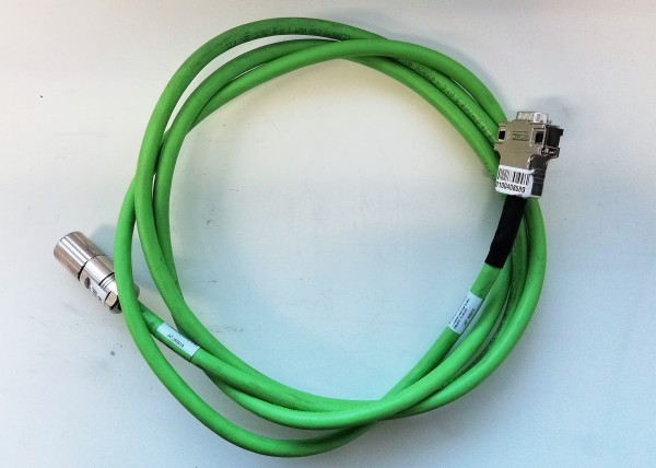 Cable für Motor 300 cm green