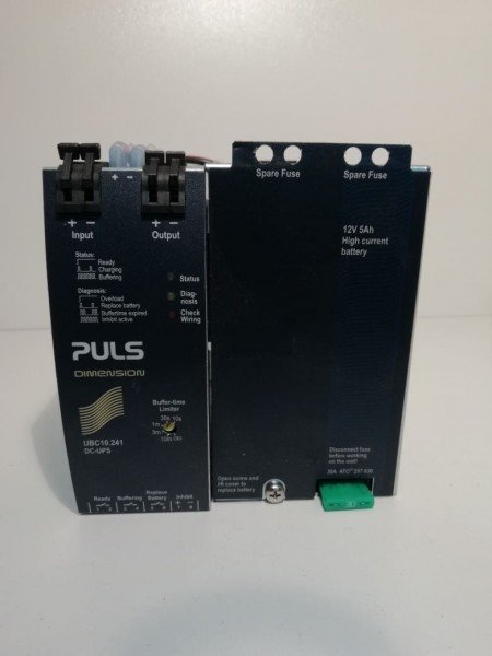PULS DIMENSION UBC10.241 UPS switch module