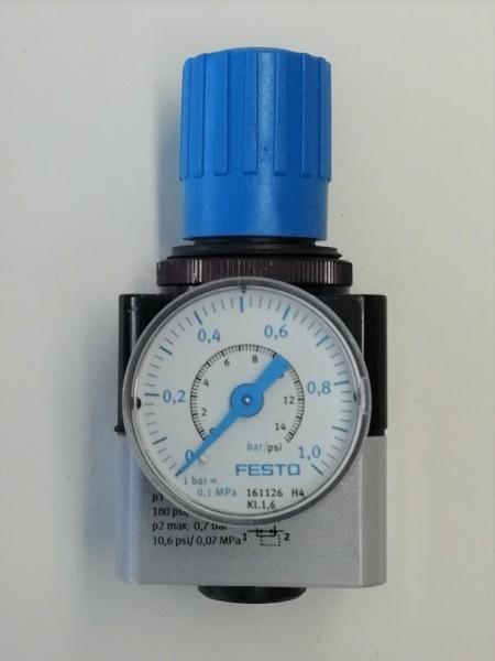 FESTO LRP-1 / 4-0.7 (159500 + 161126) Precision Pressure Control Valve