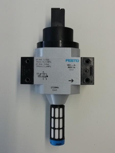 FESTO HEE-D-MIDI-24 (172944) On-Off Electrical Valve