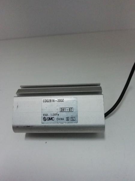 SMC CDQ2B16-20DZ Compact Cylinder